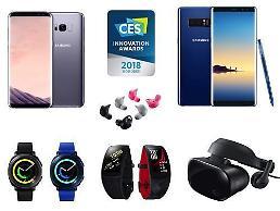 .三星36款LG18款产品获2018CES创新奖.