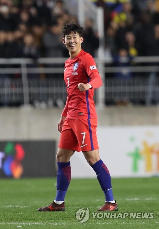 손흥민 터진 한국 축구, 세르비아전 과제는 세트피스