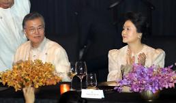 Moon proposes joint community with Southeast Asian countries: Yonhap