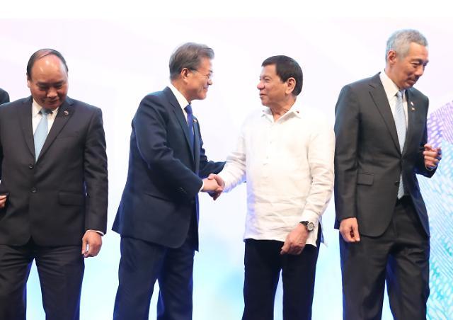 한-필리핀 정상, 방산 등 긴밀 협력키로…필리핀 내 한국민 안전 강화키로