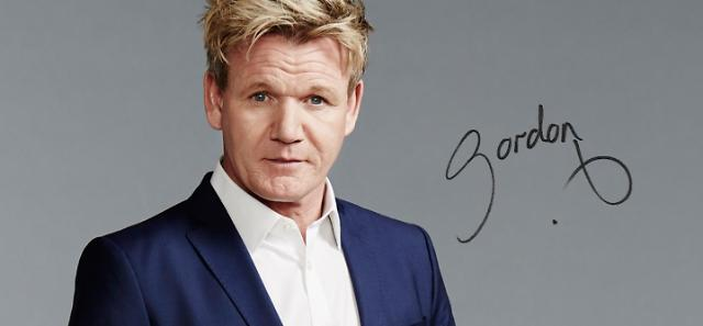 Famous chef Gordon Ramsay to appear in S. Korean cooking show