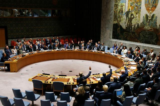 韩政府欢迎联合国通过涉朝人权决议案