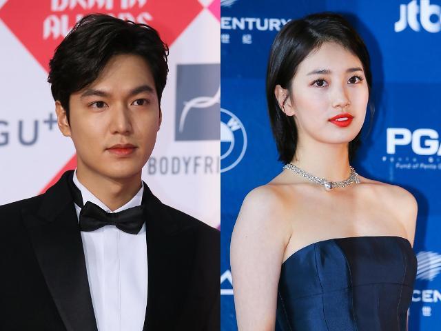 Agency confirms breakup of hallyu stars Suzy and Lee Min-ho