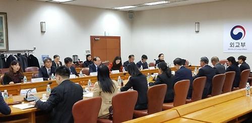 韩中举行领事局长会议讨论非法捕捞