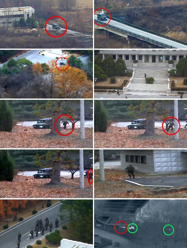 消息:朝鲜撤换共同警备区全部兵力