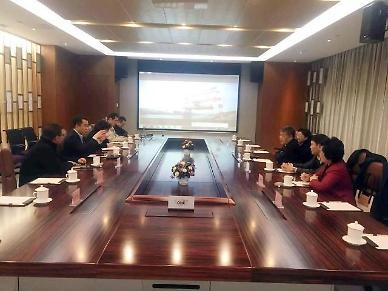 <산동성은 지금>중국 상무부와 중국상업연합회 옌타이시 산업시찰 [중국 옌타이를 알다(255)]
