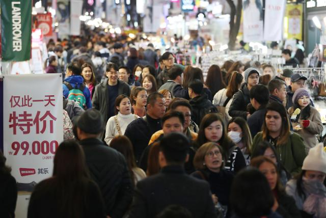 S. Korea offers special visa waiver offered for Chinese tourists