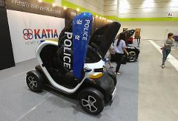 .Postal service considers using electric vehicles for postmen.