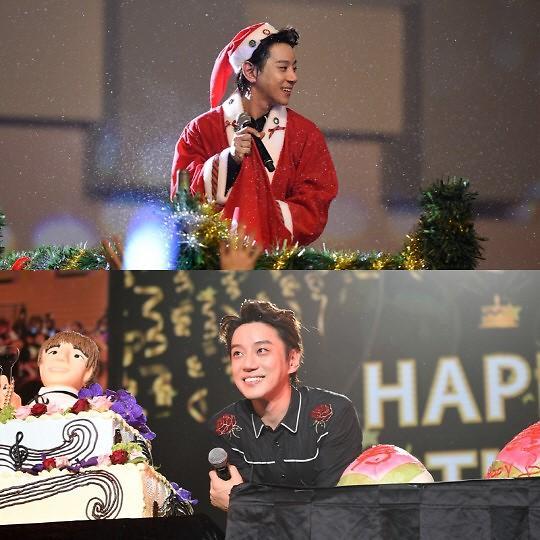 黄致列台湾个唱圆满落幕 扮圣诞老人送粉丝惊喜