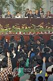 .进大学演讲、访现代工厂 历届韩国总统访华都做这些事!.