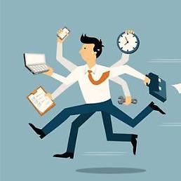 .韩国人都是工作狂?  年假平均只休6天.