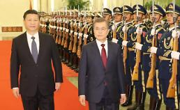 .韩中努力落实经济合作方案 明年春节或初见成果.