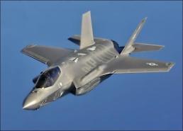 .韩国将再购买20架美国F-35A战斗机.