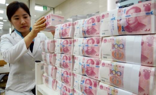 12家银行被指定为韩元人民币直接交易做市商