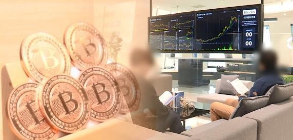 """逾三成韩国上班族投资虚拟货币 八成表示""""赚到了"""""""