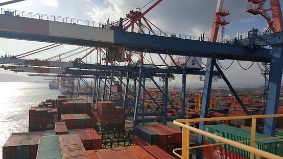 韩2017年出口额达5739亿美元创历史新高