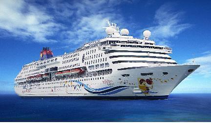 香港丽星邮轮承运台韩日旅游航线将停靠丽水港