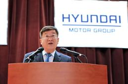 Hyundai auto group sets modest sales target for 2018