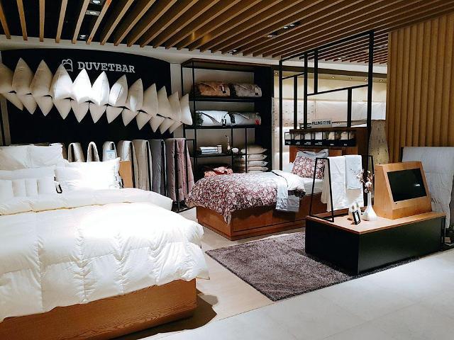 소프라움, DIY 침구전문 편집샵 '듀벳바' 현대百 천호점 오픈