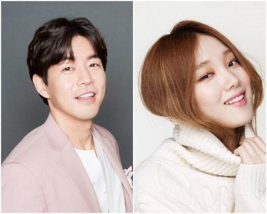 李尚允携手李圣经拍新戏 将于5月在tvN播出