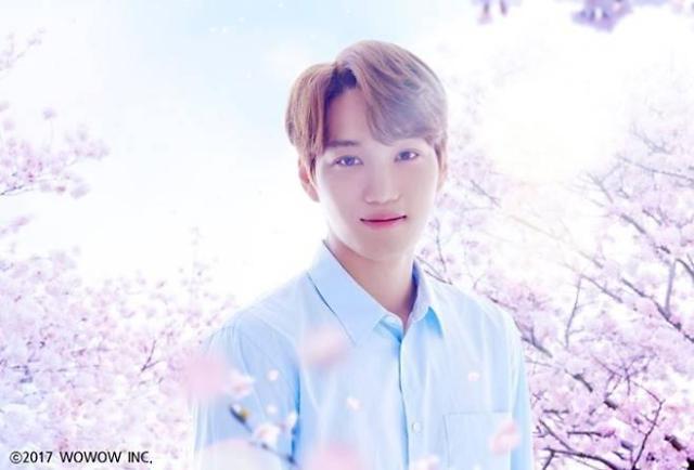 EXO成员KAI主演日剧《春天来了》 将于13日在韩日同步播出