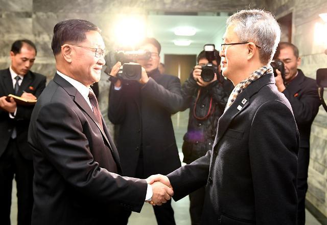 韩朝就派140人规模艺术团访韩达成一致