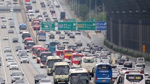 韩汽车登记数量达2253万辆 每2.3人拥有1辆车