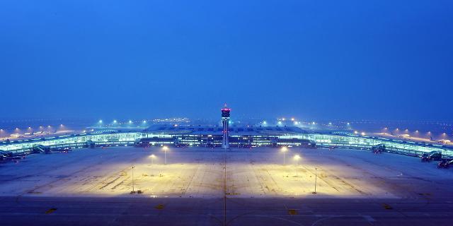 仁川机场第二航站楼正式启用