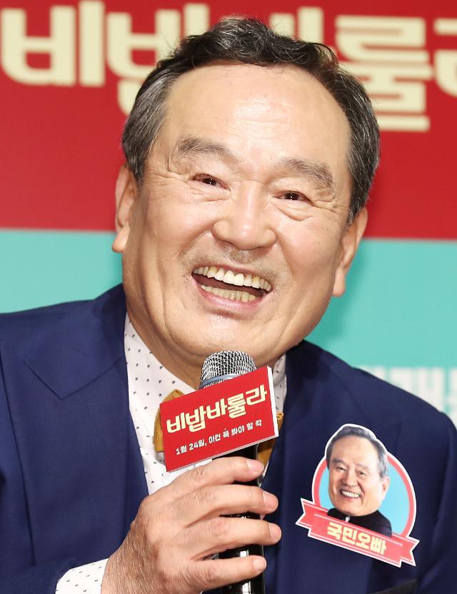 """비밥바룰라 박인환 """"현장 분위기 메이커는 임현식, 인기왕은 신구"""""""