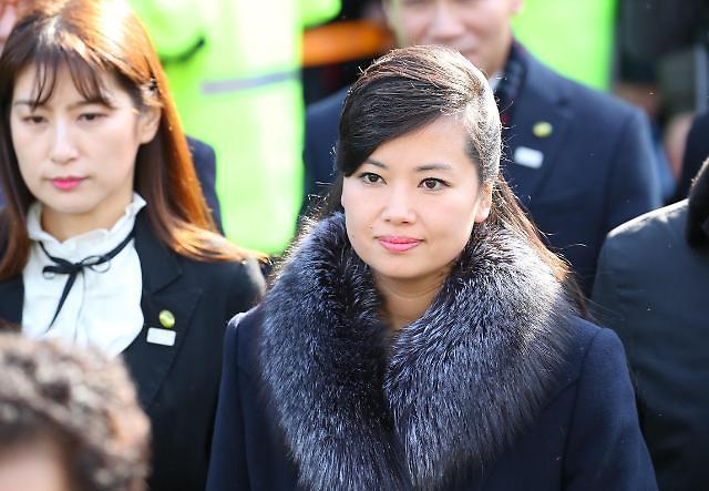 朝鲜艺术团先遣队抵韩受特级接待