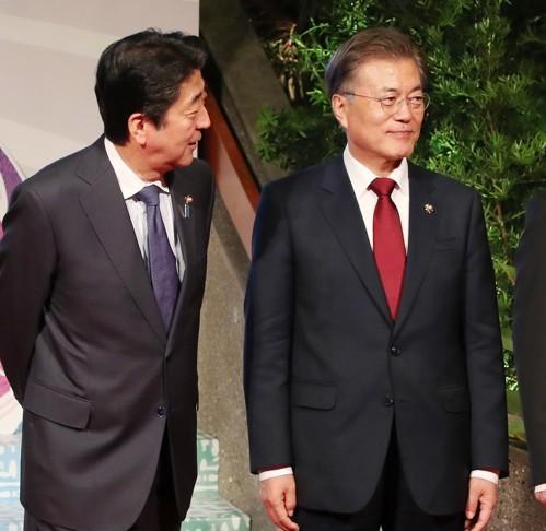 青瓦台:日本政府向韩提议商讨安倍出席平昌冬奥事宜