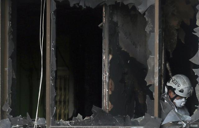密阳世宗医院火灾致38人遇难 初步原因为未安装自动灭火系统
