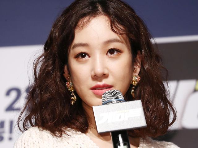 [AJU VIDEO] 《Gate》女主角郑丽媛发言