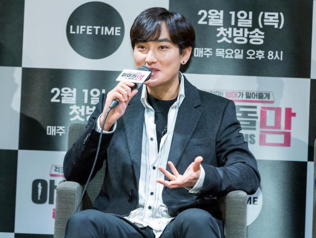 "[AJU★현장] 강타 ""H.O.T. 재결합 후 활동 계획은 시기상조…일단 토토가에 집중"""