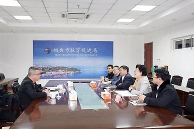 싱가포르 국제기업발전국, 옌타이 방문 [중국 옌타이를 알다(278)]