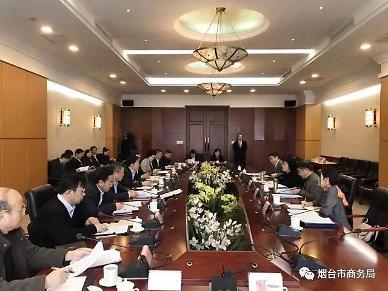 산동성 상무청, 한중(옌타이)산업단지 시찰 [중국 옌타이를 알다(282)]