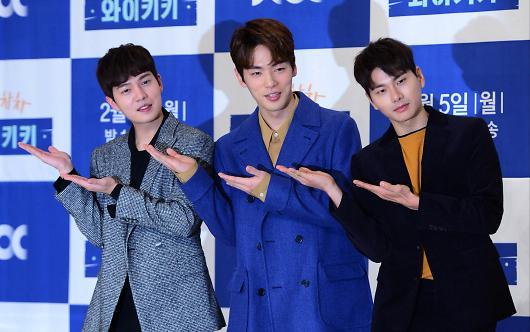 """""""青春没有方程式""""——JTBC青春喜剧《加油!威基基》今晚首播"""