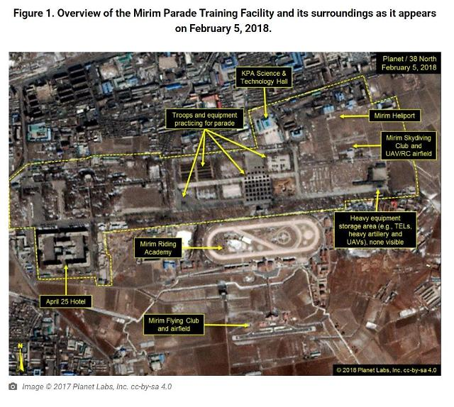 No signs of ballistic missiles for N. Korean military parade: 38 North