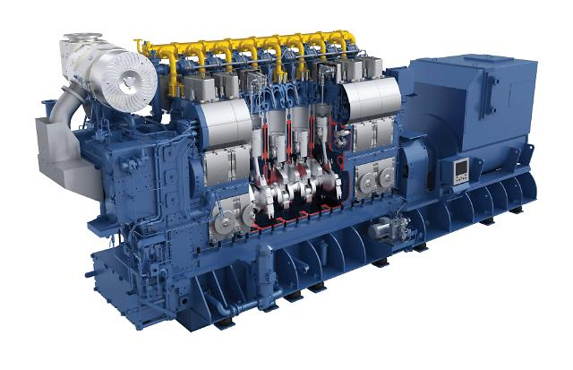 Hyundai Heavy teams up with MAN D&T to build LPG-fueled engine
