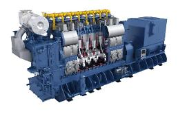 .Hyundai Heavy teams up with MAN D&T to build LPG-fueled engine.