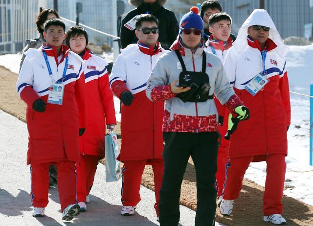 朝鲜体育相金一国和啦啦队等280人明起访韩