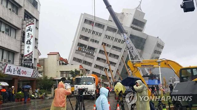 대만 화롄 지진, 86초간 흔들림 지속…역대 지진 기록상 가장 긴 진동