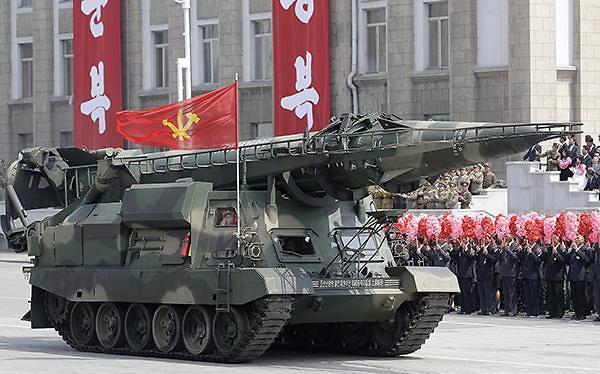 N. Korea holds smaller, low-key military parade: Yonhap