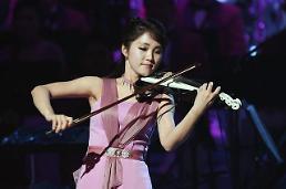 [PHOTO NEWS] N. Korean musicians draw rapturous applause at rare concert in S. Korea