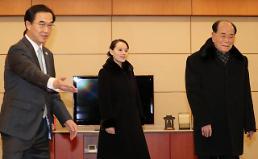 N. Korean leaders sister arrives in S. Korea for landmark trip