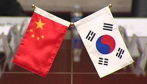"""韩中FTA后续协商下月开启 韩国重点""""韩流文化""""中国""""金融通信"""""""