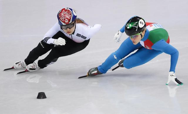 冬奥短道女子500米决赛韩国名将崔珉祯被取消成绩
