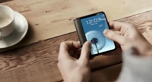 三星首款可折叠智能手机或于今年问世 将采用全新品牌