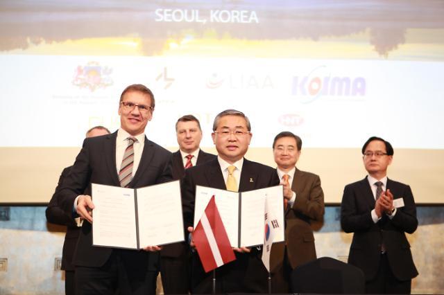수입협회, 한-라트비아 비즈니스 포럼 개최