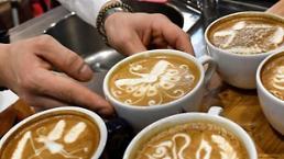 """.""""咖啡共和国""""韩国当之无愧 去年咖啡市场规模近600亿元."""